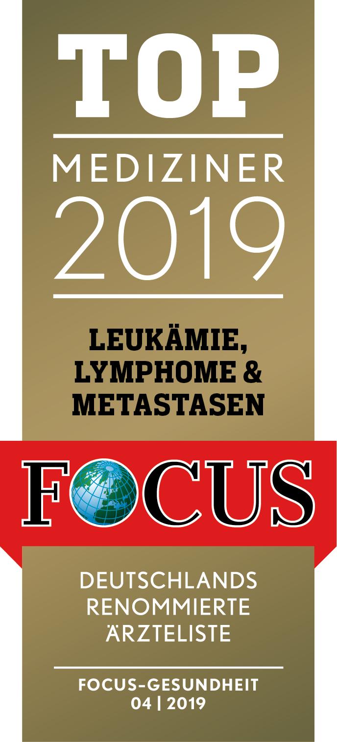 Auszeichnung – Focus Renommierte Ärzte
